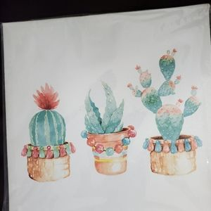 Home Decore watercolor painting